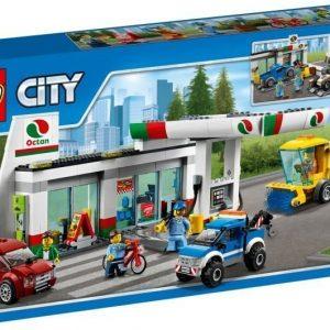 LEGO City 60132 Huoltoasema