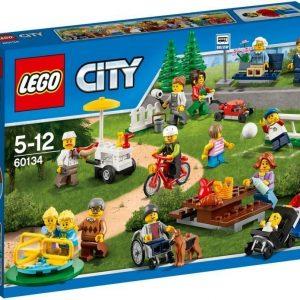 LEGO City 60134 Hauskaa puistossa ? Cityn hahmopakkaus