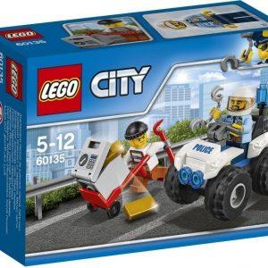 LEGO City 60135 Pidätys mönkijällä