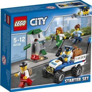 LEGO City 60136 Poliisin aloitussarja