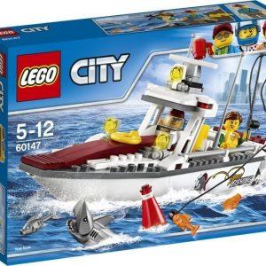 LEGO City 60147 Kalastusvene