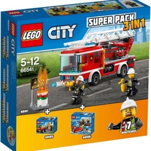 LEGO City 66541 Fire Value Pack