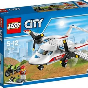 LEGO City Great Vehicles Ambulanssikone