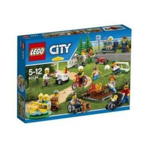 LEGO City Hauskaa puistossa - Cityn hahmopakkaus 60134
