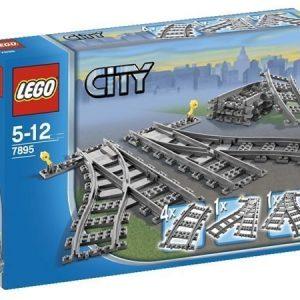 LEGO City Käsinohjattavia vaihteita