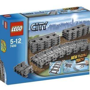 LEGO City Muunneltavat kiskot