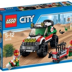 LEGO City Nelivetomaasturi