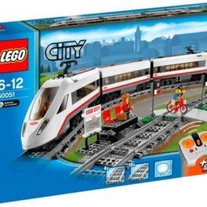 LEGO City Pikajuna