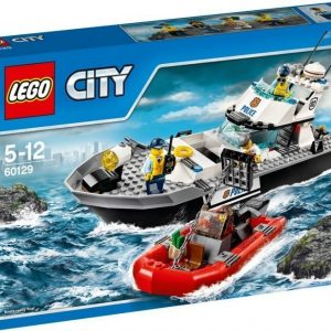 LEGO City Police Poliisin partiovene