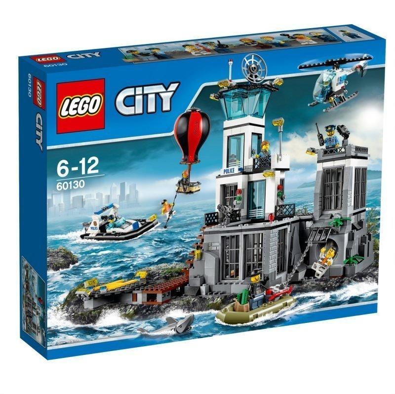 LEGO City Police Vankisaari