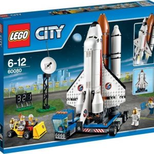 LEGO City Space Port Avaruuskeskus