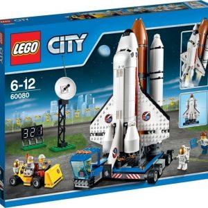 LEGO City Space Port Avaruuskeskus