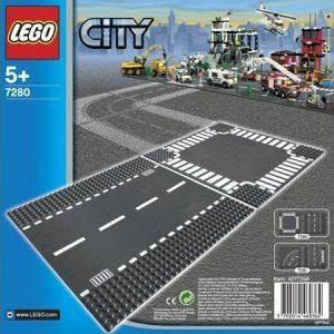 LEGO City Suora kisko & risteys