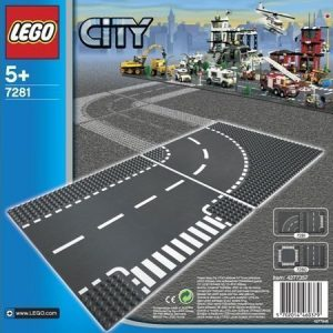 LEGO City T-risteys & kaarre