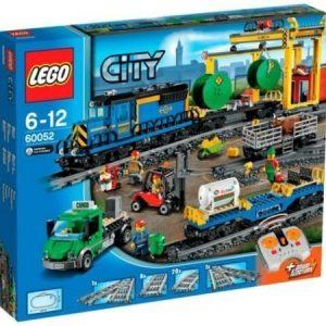 LEGO City Tavarajuna