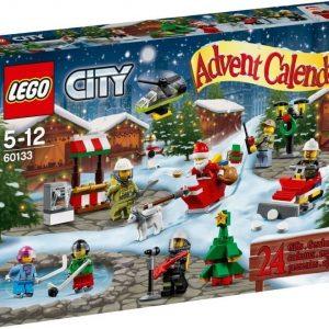 LEGO City Town Joulukalenteri 2016