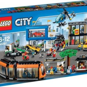 LEGO City Town Kaupungin aukio