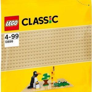 LEGO Classic 10699 Hiekanvärinen rakennuslevy