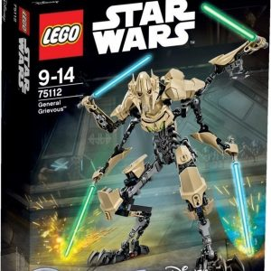 LEGO Constraction 75112 General Grievous