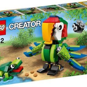 LEGO Creator 31031 Sademetsän eläimet