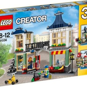 LEGO Creator 31036 Lelu- ja ruokakauppa