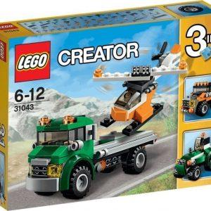 LEGO Creator 31043 Kuljetuskopteri