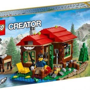 LEGO Creator 31048 Rantamökki