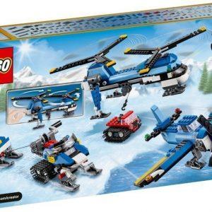 LEGO Creator 31049 Kaksiroottorinen helikopteri