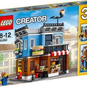LEGO Creator 31050 Herkkukioski