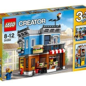 LEGO Creator Herkkukioski