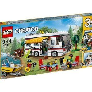 LEGO Creator Lomapaikka 31052