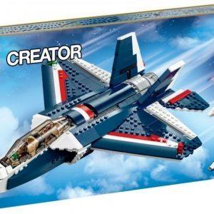 LEGO Creator Sininen suihkulentokone