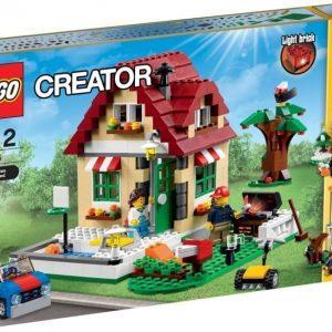 LEGO Creator Vaihtuvat vuodenajat