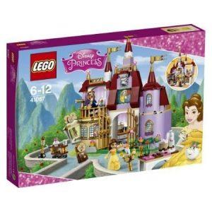 LEGO DISNEY PRINCESS Bellen lumottu linna