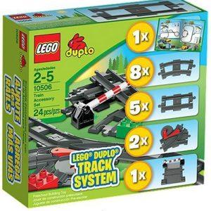 LEGO DUPLO 10506 Junatarvikkeet