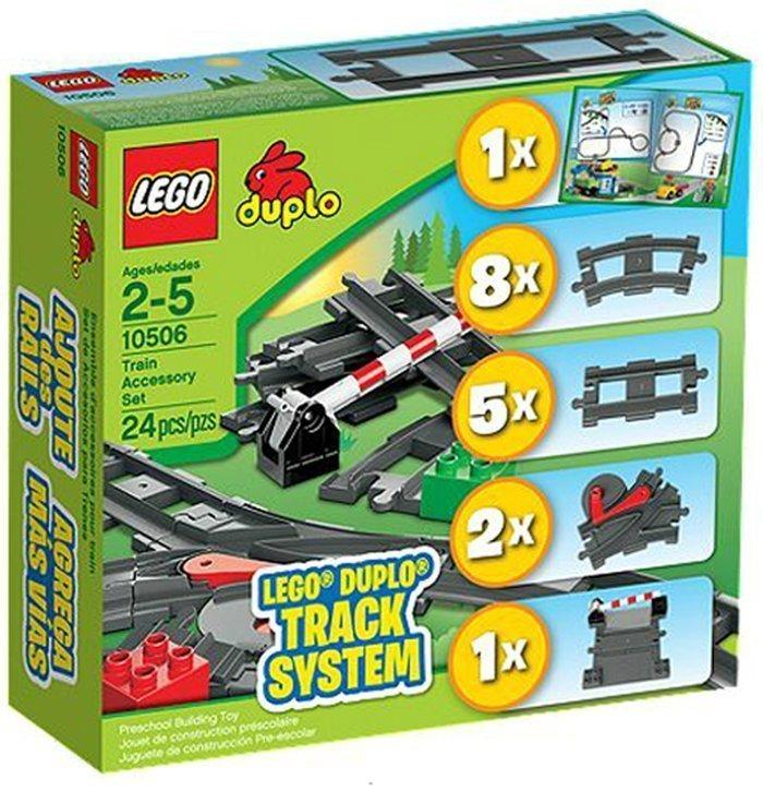Lego Duplo 10506 Junatarvikkeet Lelukauppa24fi
