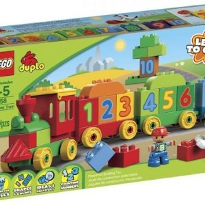 LEGO DUPLO 10558 Numerojuna