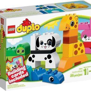 LEGO DUPLO 10573 Luovat eläimet