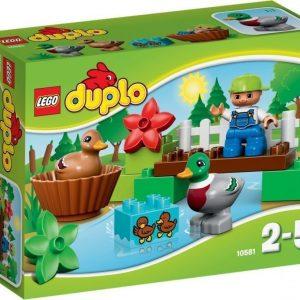 LEGO DUPLO 10581 Metsä: Sorsat