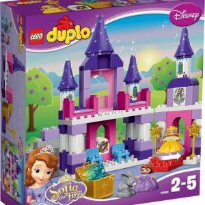 LEGO DUPLO 10595 Sofia ensimmäisen kuninkaallinen linna