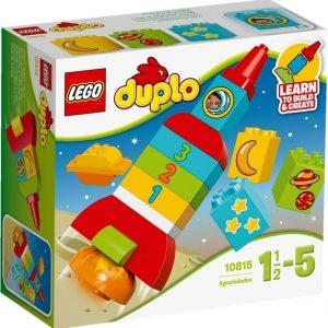 LEGO DUPLO 10815 Ensimmäinen rakettini