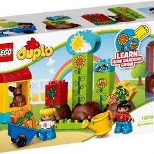 LEGO DUPLO 10819 Ensimmäinen puutarhani