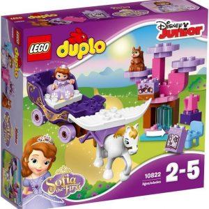 LEGO DUPLO 10822 Sofia Ensimmäisen taikavaunut