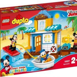 LEGO DUPLO 10827 Mikin ja kumppaneiden rantatalo