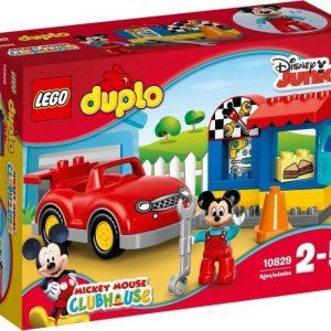 LEGO DUPLO 10829 Mikin autokorjaamo