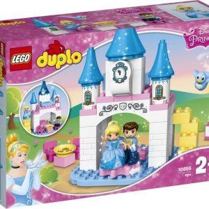 LEGO DUPLO 10855 Tuhkimon taianomainen linna