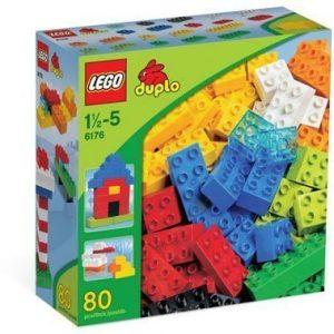 LEGO DUPLO 6176 Peruspalikat 80 kpl