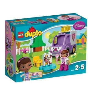 LEGO DUPLO Disney Doc McStuffins Rosie-ambulanssi
