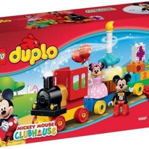 LEGO DUPLO Disney Mikin ja Minnin syntymäpäiväparaati