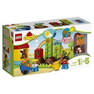 LEGO DUPLO Ensimmäinen puutarhani